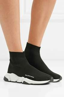 On hand BALENCIAGA Speed Trainers