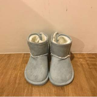 H&M Winter Boots Green Size US6