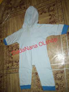 Hoody onesie