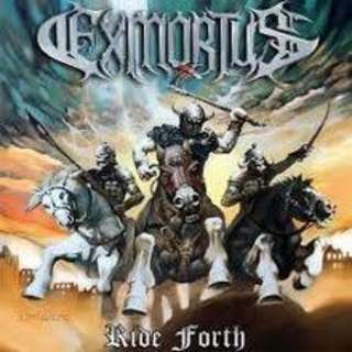Exmortus - Ride Forth CD