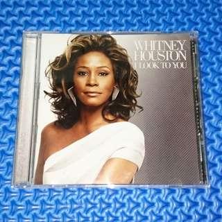 🆒 Whitney Houston - I Look To You [2009] Audio CD