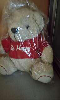 "Lovely 8"" BE HAPPY BEAR"