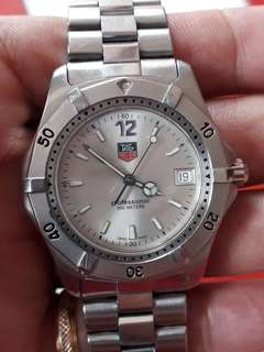 Authentic Tag Heuer Mens Quartz Exclusive