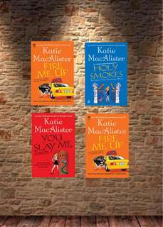 Katie MacAlister Dragon Sept Series E-book