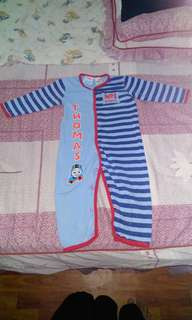 Thomas sleepsuit