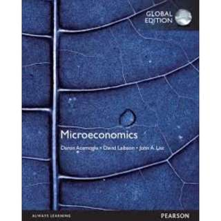 Ebook Microeconomics Global Edition