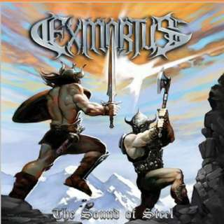 Exmortus - The Sound Of Steel CD