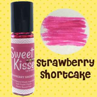SWEET KISSES ORGANIC LIPTINT