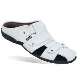 Sandal Sepatu  Kulit Cevany Original Clothing