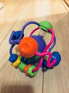 BB玩具 串珠 感官 發聲