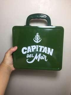 Captain Del Mar Cute Colored Lunch Boxes