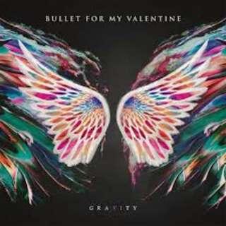 Bullet For My Valentine - Gravity CD