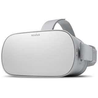 已開封Oculus Go VR虛擬實境穿戴裝置64GB 9成新