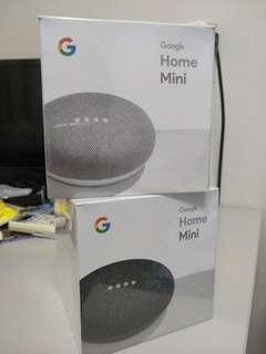 100% 全新 日版 Google Home Mini