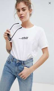 "Adolescent ""chill..."" shirt"