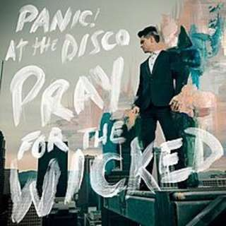 Panic At The Disco - Pray For The Wicked CD