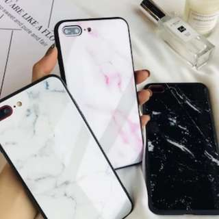 {#002} Marbled Phone Case (Hard Case)