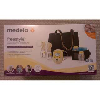 Medela Freestyle Mobile Breast Pump Double Electric - Brand New
