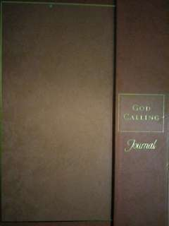 God calling devotion plus journal