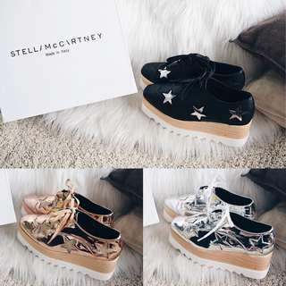 Stella McCartney Stars Elyse Shoes