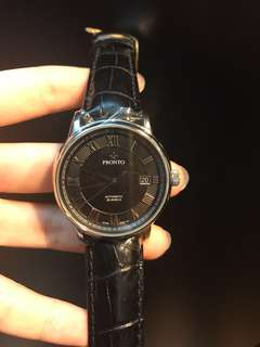 原價4880 原裝瑞士pronto機械錶