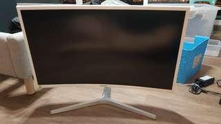 SAMSUNG Curved monitor LC27F397FHEXXV