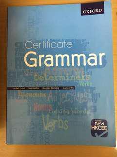 Oxford certificate grammar