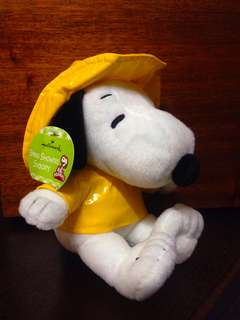 Hallmark Spring Showers Snoopy Plush Toy