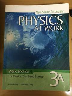 NSS physics at work 3A