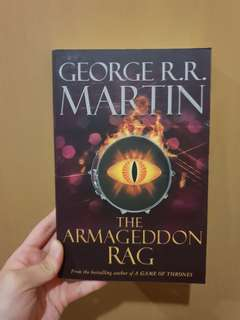 GAME OF THRONES AUTHOR NOVEL