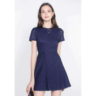 Fayth Chantilly Dress