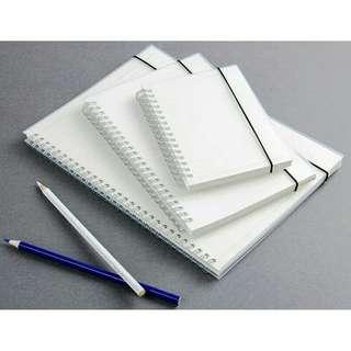 Muji Style notebook! #winllaollao
