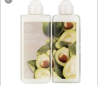 Face Shop Body Lotion