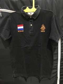 Polo shirt cowok / polo hitam / polo branded