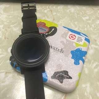 Mobvoi Ticwatch E 智慧手錶 (黑色)