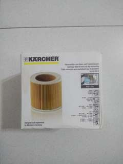 KARCHER Vacuum Cleaner Cartridge Filter