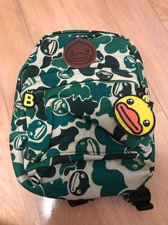B Duck backpack