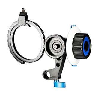 656 Neewer® Follow Focus with Single 15mm Rod Clamp