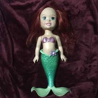 FREE SF Talking Ariel doll