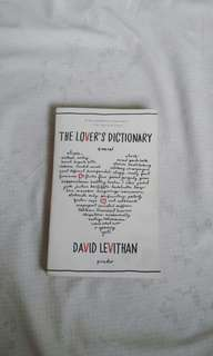 The Lover's Dictionary