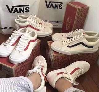 🚚 Vans style 36 GD款