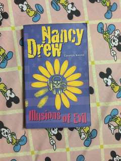 Nancy Drew Illusions of evil