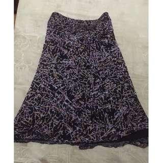 Anne Klein Flare Skirt