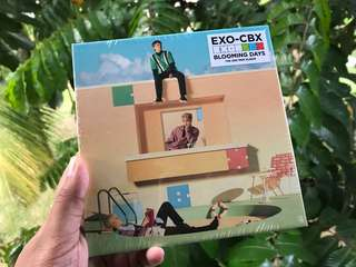 EXO-CBX - Blooming Days