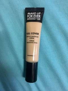 Make Up For Ever full cover concealer in '06 ivory'