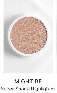 Colourpop Might Be Supershock Highlighter