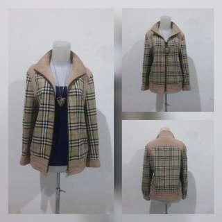 Classic Burberry Jacket look a like