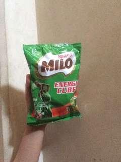Milo enery cube