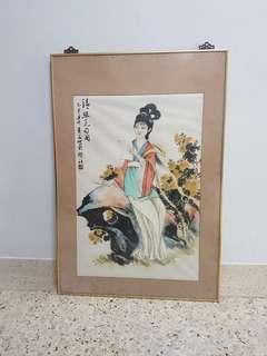 Chinese Painting(黄志)