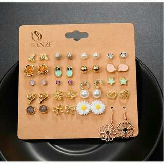 Danze Earring Collection